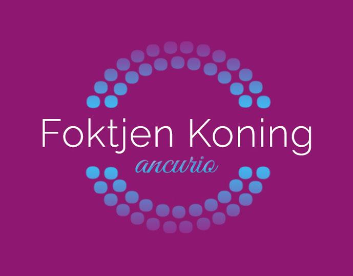 Foktjen Koning - Ancurio Logo